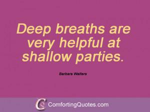 Barbara Walters Quotes And Sayings