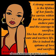 strong woman More