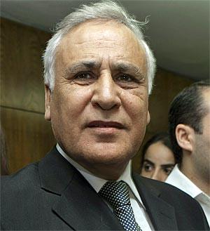 Moshe Katsav ,