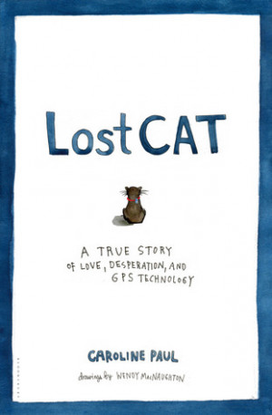 ARC Review: Lost Cat by Caroline Paul