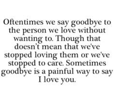 Goodbye Quotes For Lovers Tumblr ~ QUOTES on Pinterest | 308 Pins