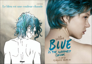 Tagged: Blue is the Warmest Color , Cannes Film Festival , Julie Maroh