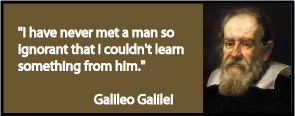 Quotes Galileo For Him