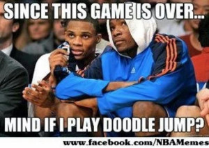 Funny Images Okc Thunder Was Gonna