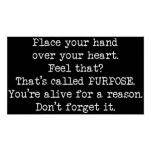 Suicide Prevention Quotes Motivational Poster