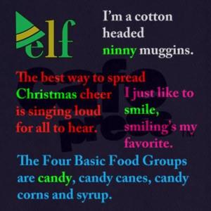 Buddy The Elf - Will Ferrell