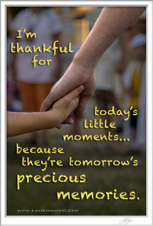 ... you have a blessed Thanksgiving with your beloved family and friends