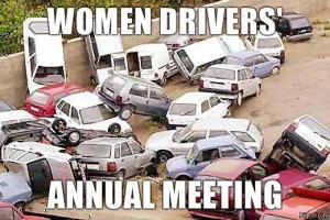 Women Drivers Get together!