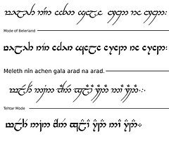 Gsp How Can I translate an english quote into Tolkien Photos RSS