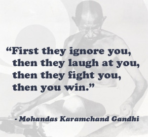 Images) 20 Great Gandhi Quotes To Guide You Through Your Day