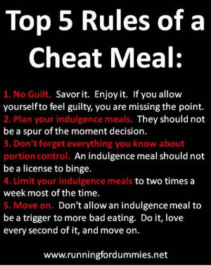 Simply put, I can eat anything I want and maintain my slim figure. I ...