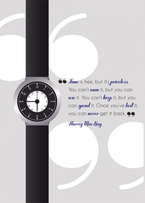Watch Time Quote