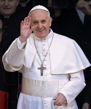 ... Francis'. Some though of Francis Xavier, Francis de Sales, even