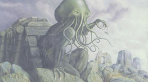 ... : Archaeology, Myths and Mysteries in the fiction of HP Lovecraft