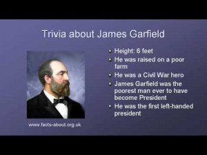 american-president-james-garfield.htm Watch this video about President ...