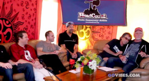 ... Biscuits, Mickey Hart and Bill Kreutzmann Talk Collaborating at Vibes