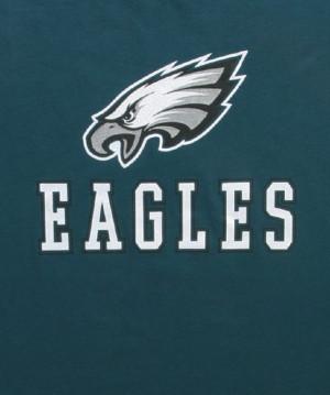 Womens Philadelphia Eagles Franchise Fit IV T-Shirt Logo