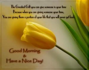 Good Morning Quotations & Facebook Status