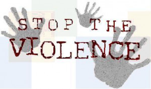 Stop the Violence March Friday October 19th