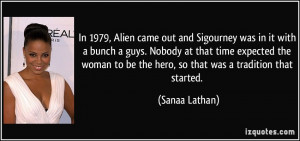 1979 Alien Quote