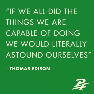Famous, wise, quotes, sayings, thomas edison