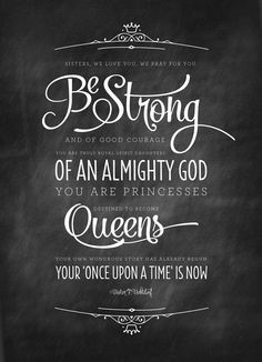 ... quote more quotes lds god strong church strong queens wisdom quotes