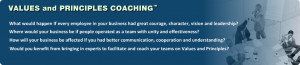 values principles coaching values and principles coaching some ...