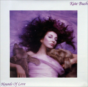 Kate Bush Hounds Of Love CAN POSTER 21 X 21