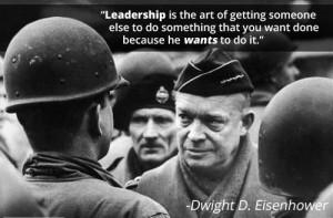 Eisenhower Quote