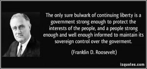 More Franklin D. Roosevelt Quotes