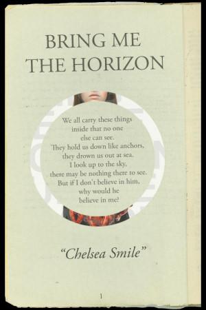 mine quote hipster lyrics vintage indie book Bring Me The Horizon bmth ...