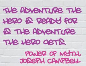 Power of Myth, Joseph Campbell