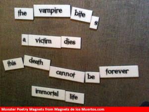 Vampires Love Poems Vampire poems