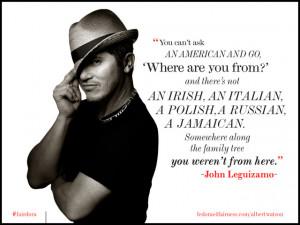 "John Leguizamo Latino Immigrants Are ""The Fuel Of"" The U.S."
