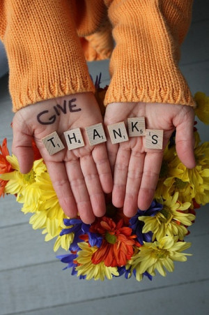 give thanks are you ready to be thankful for all you have