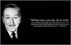 what you do well