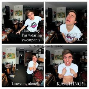 Connor franta!!!!! LOVE HIS VIDEOS!!! LOVE HIM!!!