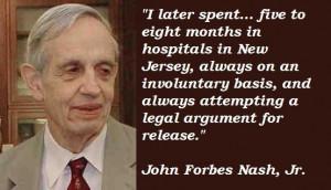 John forbes nash jr famous quotes 4