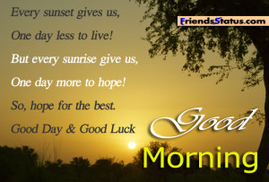 good morning hd wallpaper with quotes