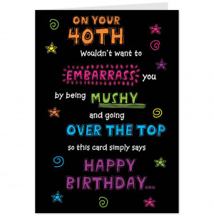 Full - Good Birthday Gift Th Wishes Poems Ecards Viewing Gallery Funny ...
