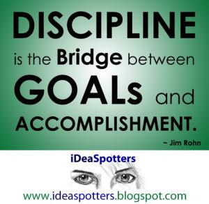 Discipline Motivational Quotes Pictures