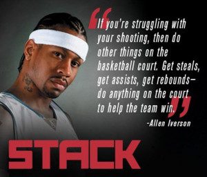 ... , Sports Quotes Basketball, Inspiration Quotes, Allen Iverson Quotes