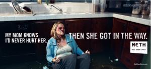 ... : Famed Movie Director Darren Aronofsky Creates Graphic Anti-Meth Ads