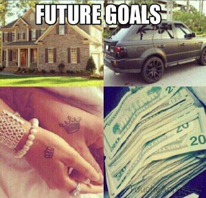 Future Goals!