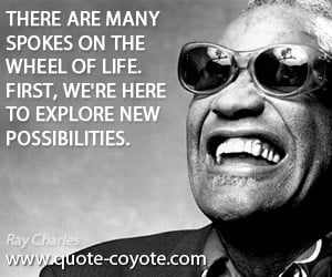 Ray Charles Quotes And Sayings