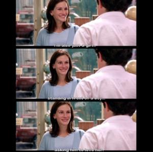Hill (1999) - starring Julia Roberts as Anna Scott & Hugh Grant ...