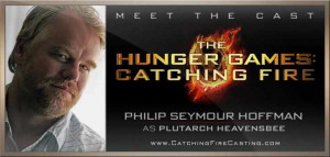 The Hunger Games Movie Official Catching Fire Cast