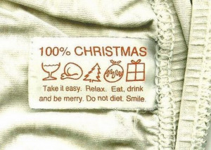 bizarre signs, sign, funny signs, christmas, eating, food,