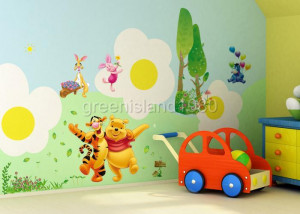 Details about Winnie the Pooh Tiger IV - Removable Wall Sticker Decal ...