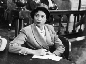 Daisy Bates And Her Husband Daisy bates helped mentor and